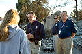 FEMA - 33391 - FEMA officials and California resident.jpg