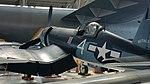 FG-1D Corsair at the Evergreen Aviation & Space Museum rear.jpg