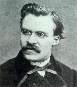 World riddle -  Friedrich Nietzsche.