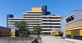 Technical University of Cologne - Cologne University of Applied Sciences, location Deutz