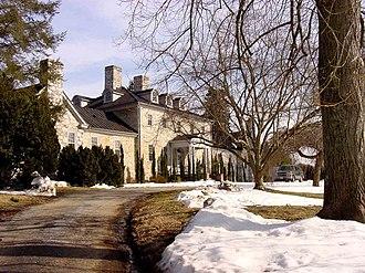 Clarke County, Virginia - Image: Fairfield estate