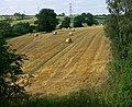 Farmland near Worthington - geograph.org.uk - 915740.jpg