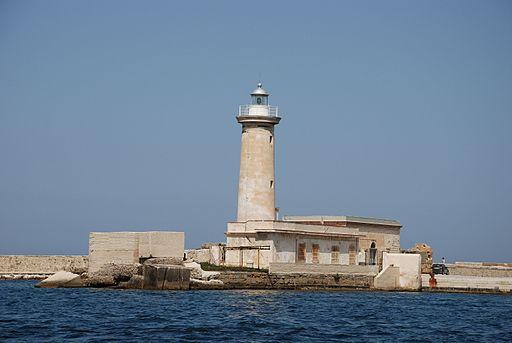 Faro del Porto di Marsala