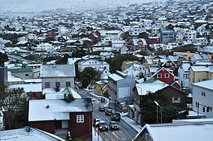 Streymoy - Image: Faroe Islands, Streymoy, Tórshavn (1)