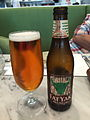 Fat Yak pale ale from the Matilda Bay Brewing Company.JPG