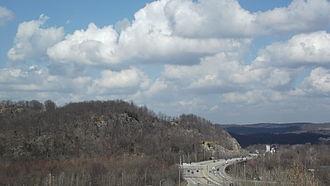 Pompton Mutiny - Federal Hill Bloomingdale NJ from Riverdale NJ Walmart