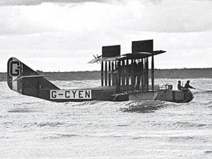 Felixstowe F.3 - Felixstowe F.3, Canada 1920