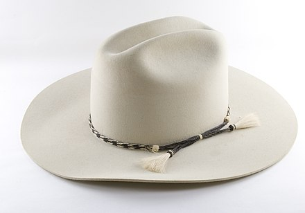 d2a4e14c6 Cowboy hat - Wikiwand