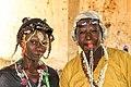 Femmes au Carnaval de Toubacouta, Sine Saloum, Sénégal.jpg