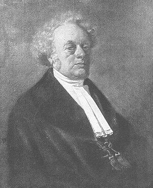Ferdinand Christian Baur - Ferdinand Christian Baur