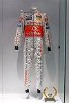 Fernando Alonso 2007 racing suit 2017 Museo Fernando Alonso.jpg
