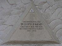 Feuerhalle Simmering - Arkadenhof (Abteilung ALI) - Leopold Kraus 02.jpg