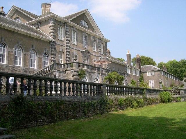 Ffynone House - geograph.org.uk - 1281751