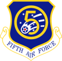 Fifth Air Force - Emblem