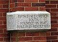 Fifth Avenue United Methodist Church - Wilmington, North Carolina 03.jpg