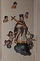 Figur Johannes Nepomuk in der Pfarrkirche Dobersberg.jpg