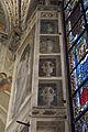 Filippo lippi, affreschi del 1452-65, vasi e prospettive 01.JPG