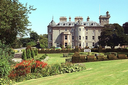 Finlaystone House - geograph.org.uk - 2210417