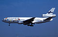 Finnair McDonnell Douglas DC-10-30 Moomin collar.jpg