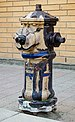 Fire hydrant of McLean Street and St Laurent Avenue in Quesnel, BC (DSCF5265).jpg