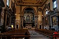 Firenze - Florence - Basilica di San Marco - View NW through Central Nave on Main Altar.jpg