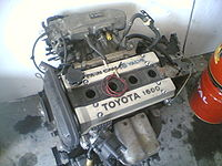 toyota a engine wikipedia