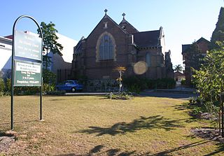 St Albans, Five Dock Church in New South Wales, Australia