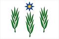 Flag of Ivnyakovskoe (Yaroslavl oblast).png