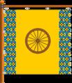Flag of Paryshche.png