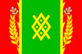 Flag of Sergyevskoe (Adygeya).png