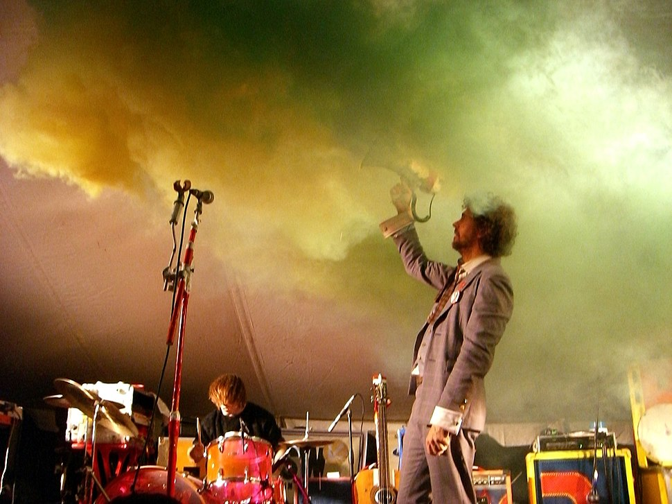 Flaming Lips smog Coyne Scurlock