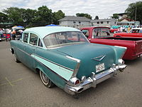 Chevrolet Bel Air Project For Sale  Radiodiffusion