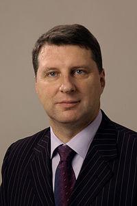 Budgetbrak i lettlands regering