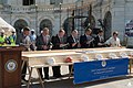 Flickr - USCapitol - First Nail Ceremony kicks off Inauguration Construction.jpg