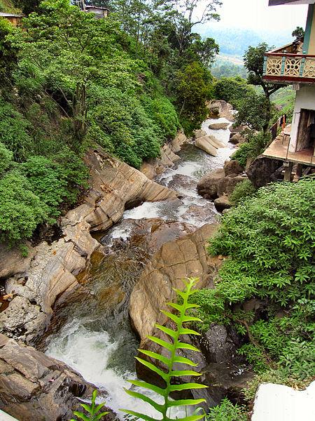 File:Flickr - ronsaunders47 - A WATERFALL IN SRI LANKA..jpg