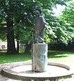Floriansbrunnen Hauptwache Muenchen Rolf Nida Ruemelin 1991-1.jpg