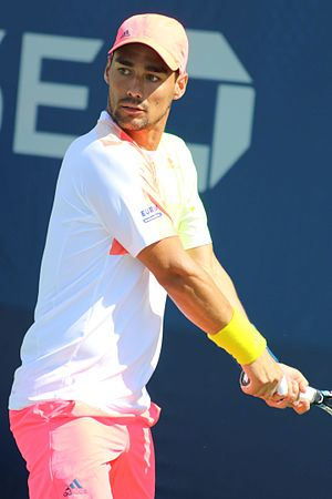 Fabio Fognini - Fognini at the 2016 US Open