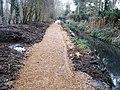Footpath repairs - geograph.org.uk - 1614009.jpg