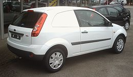 Ford Fiesta VAN 1.4 TDCi Mk.5 Facelift from2007 rear.jpg