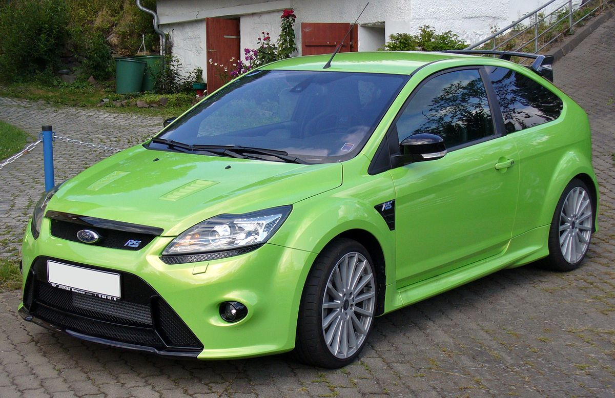 ford focus rs wikip dia. Black Bedroom Furniture Sets. Home Design Ideas