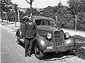 Ford V8 Modell 48, 1935-ös kiadású személygépkocsi. Fortepan 72088.jpg