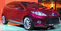 Ford Verve concepts thumbnail
