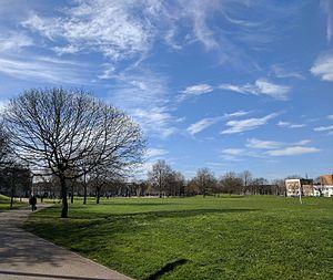 Fordham Park - Image: Fordham Park