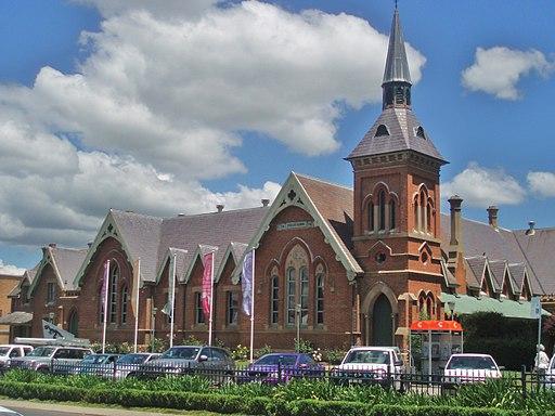 Former Bathurst Public School - Bathurst NSW (5167211833)