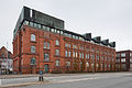 Former printing plant Koenig Ebhardt Schlosswender Strasse Koenigsworther Platz Hannover Germany.jpg