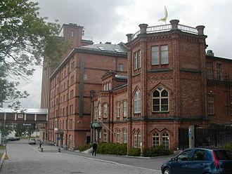 Åbo Akademi University - Åbo Akademi in Vaasa.