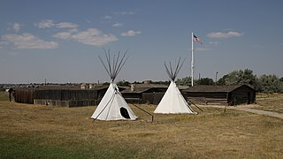 Fort Caspar United States historic place