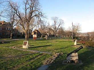 Fort McIntosh (Pennsylvania) - Site of Fort McIntosh