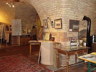 Fort Rapp - Image: Fort Rapp Moltke 1