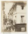 Fotografi av Sevilla. Calle de las Sierpes - Hallwylska museet - 104781.tif
